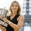 Maria Sharapova, from Nyagyn