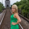 Ashley Stevens, from Chandlerville IL