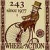 Wheel Action Facebook, Twitter & MySpace on PeekYou