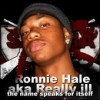 Ronnie Hale, from San Antonio TX