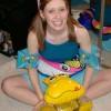 Erin Mahoney, from Stellarton NS