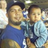 Vince Gonzalez, from San Bernardino CA