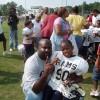 Reggie Williams, from Douglasville GA