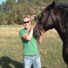 Brandon Haug, from Custer SD