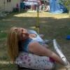 Christine Bates, from Chepachet RI