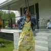 Andrea Gould, from Tuscaloosa AL