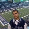 Freddy Gonzalez, from Arlington TX