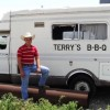 Terry Hobbs, from Panhandle TX