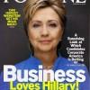 Hillary Clinton, from New York NY