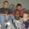 Joel Crawford, from Fort Bragg NC