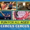 Circus Circus, from Las Vegas NV