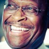 Herman Cain, from Atlanta GA