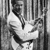 Chuck Berry, from St. Louis MO