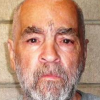 Charles Manson, from Corcoran CA