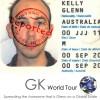 Glenn Kelly, from Beijing