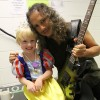 Kirk Hammett, from San Francisco CA