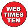 Web Ten Facebook, Twitter & MySpace on PeekYou