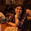 Elif Arslan, from Istanbul