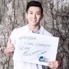 Brian Joo, from Seoul