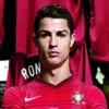 Cristiano Ronaldo, from Los Angeles CA