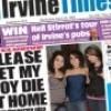 Irvine Times Facebook, Twitter & MySpace on PeekYou