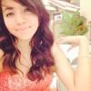 Jessica Ortiz, from Rainbow CA