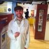 Chris Wills, from Leeds
