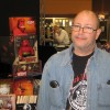 Mike Mignola, from Roseburg OR