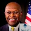 Herman Cain, from Atlanta GA