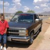 Fernando Chacon, from Las Cruces NM